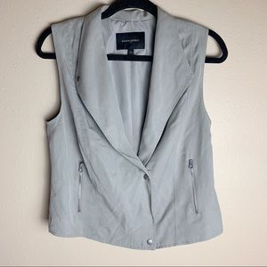Banana Republic • Drapey Grey Vest